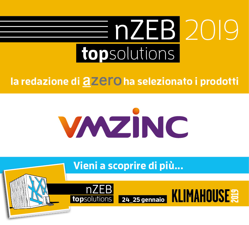 nZEB top solutions - Klimahouse 2019